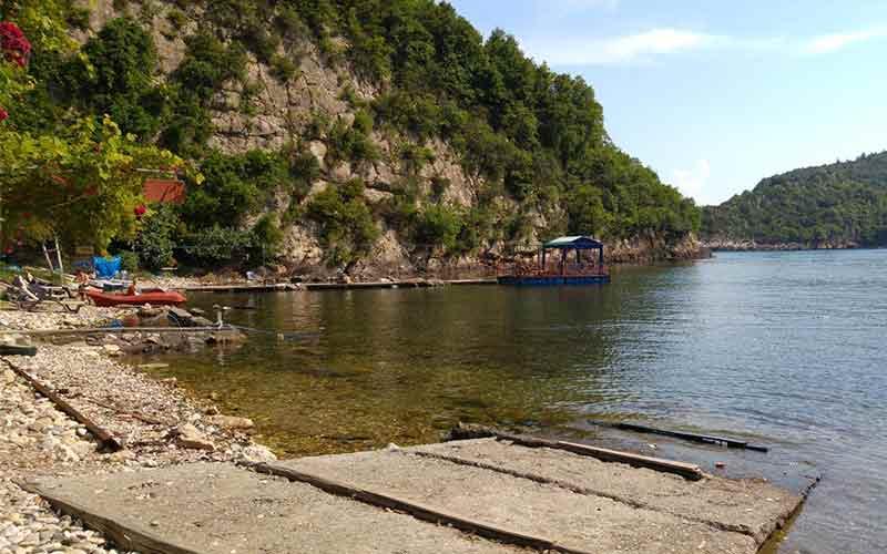 sakin tatil yerleri Gideros