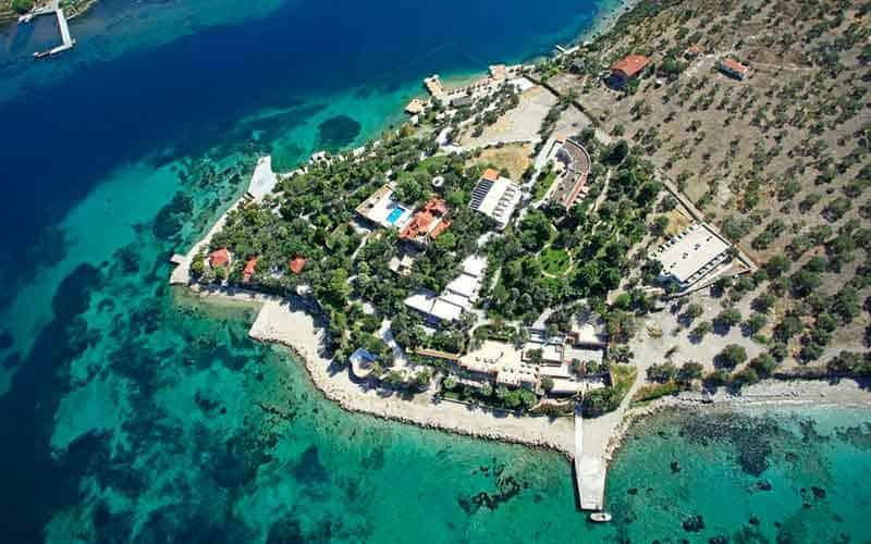 tatil tavsiyeleri Kalem Adası