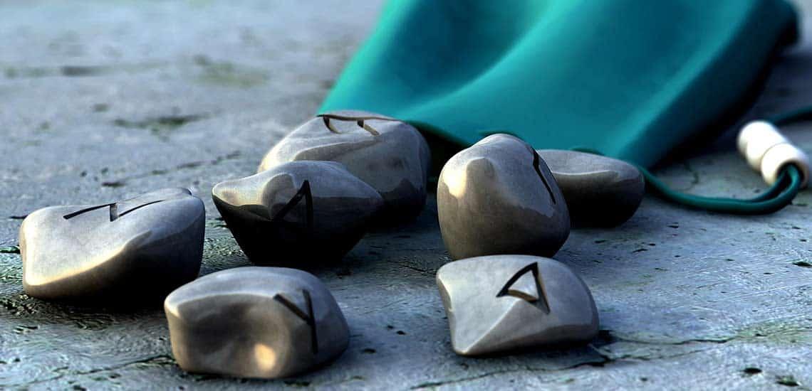 büyülü taşlar
