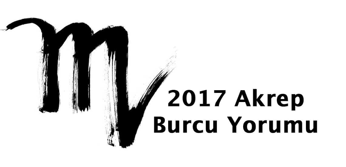 2017 Akrep Burcu