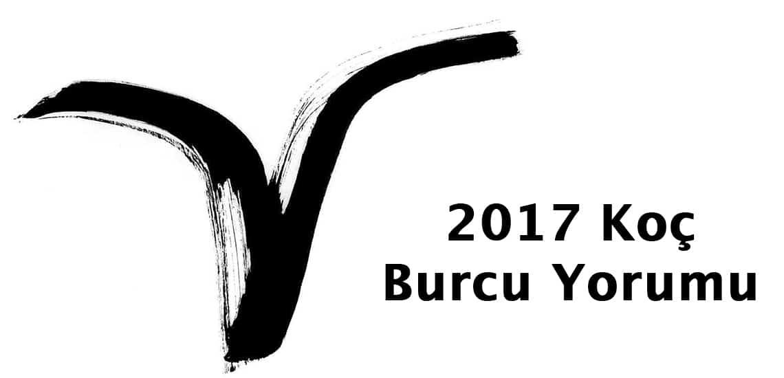 2017 Koç Burcu