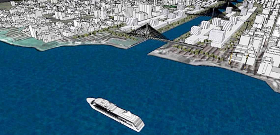 Kanal İstanbul yeni yer