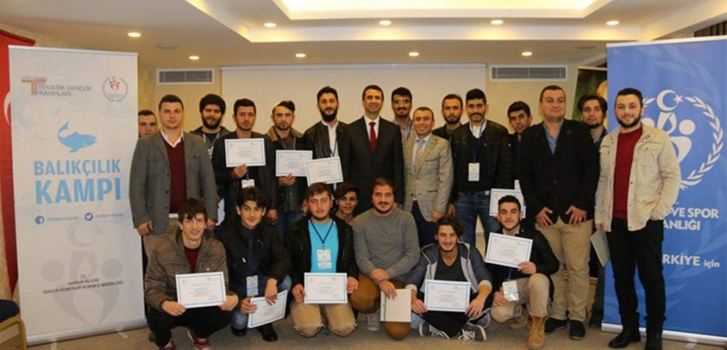 Gençlik ve Spor Bakanlığı Tematik Gençlik Kampları