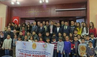 Gençlik ve Spor Bakanlığı projelerinden yaşam koçumla umutlu geleceğe projesi