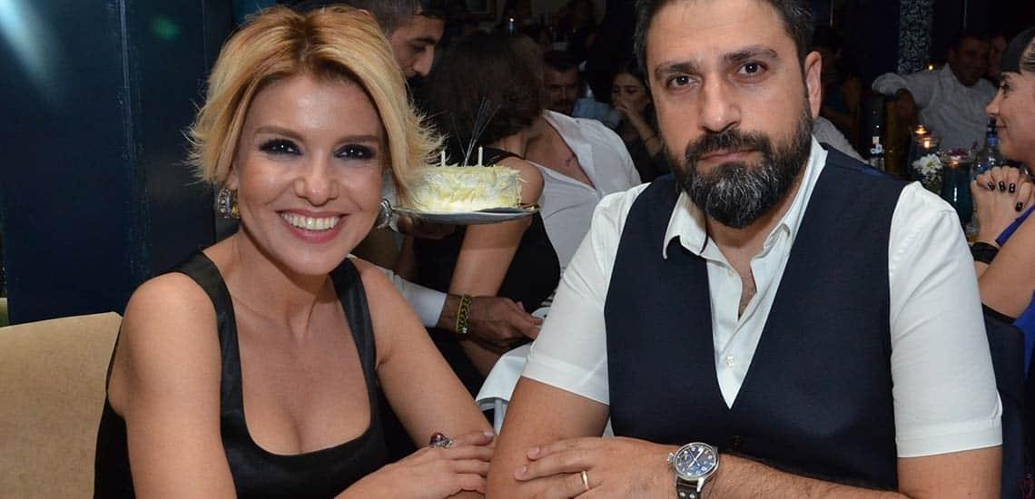 Gülben Ergen ve Erhan Çelik boşandı