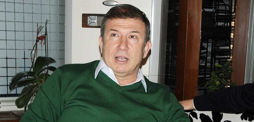 eski futbolcu Tanju Çolak