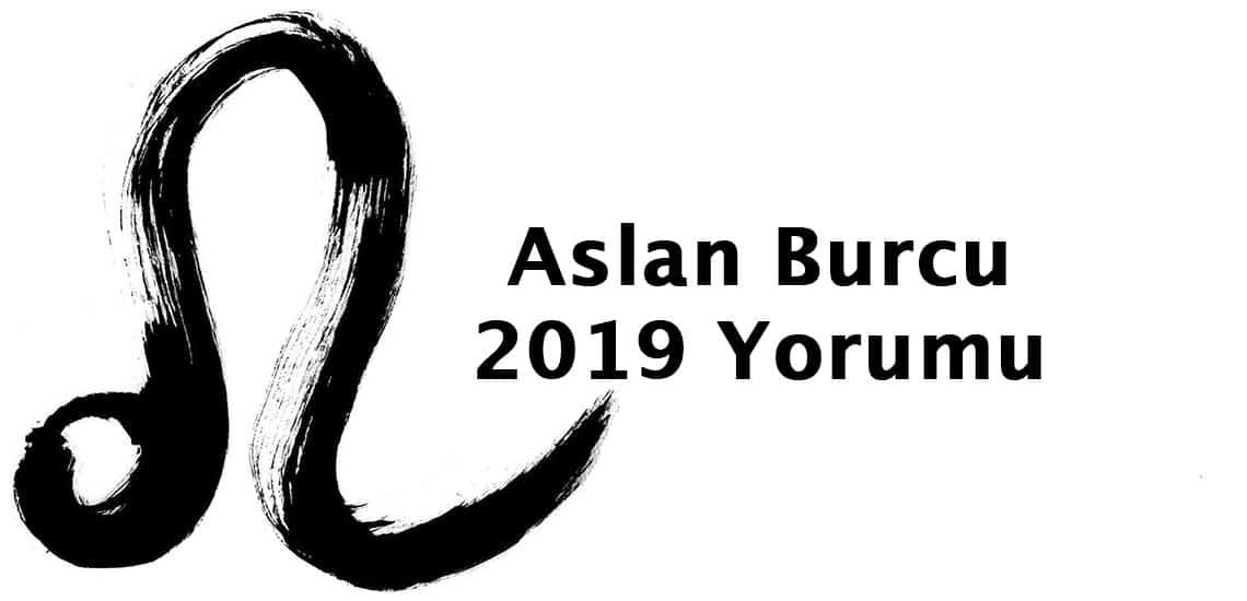Aslan Burcu 2019 Yorumu