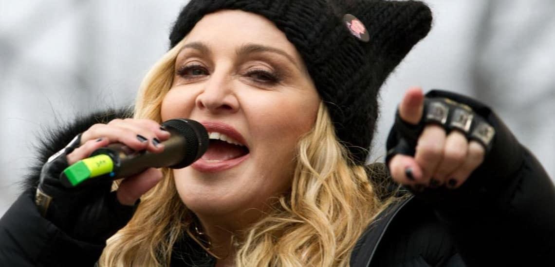 Madonna Mevlana Türbesini Ziyaret Edecek