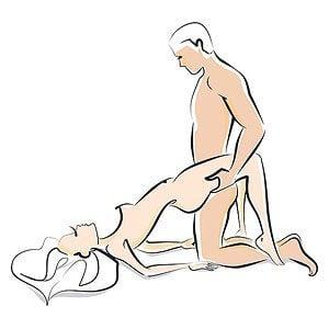 erkeklerin en çok sevdiği pozisyonlar