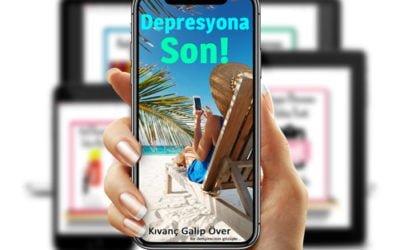 Depresyona Son Kitabı Hakkında Her Şeyi Yazdık