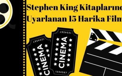 Stephen King Kitaplarından Uyarlanan 15 Harika Film